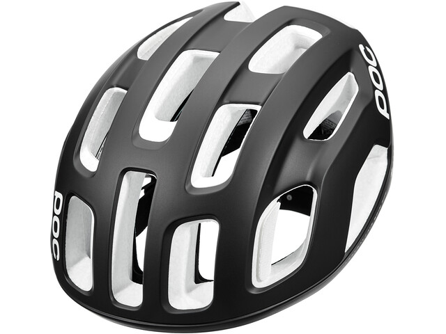 POC Ventral Air Spin NFC Helm, uranium black/hydrogen white